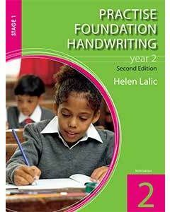 Practise Foundation Handwriting 2 (2nd Ed.)