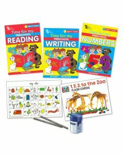 Preschool Home Learning Value Pack