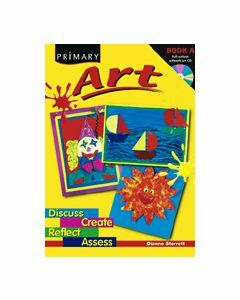 Primary Art Book A (Ages 5-6)