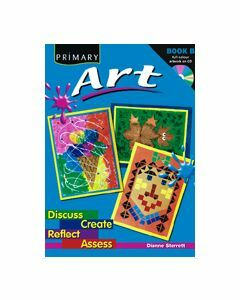 Primary Art Book B (ages 6-7)