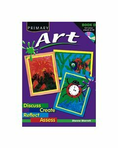 Primary Art Book D (ages 8-9)