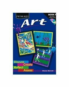 Primary Art Book F (ages 10-11)