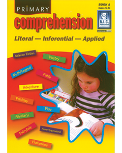Primary Comprehension Book A (Ages 5 to 6)