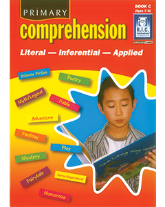 Primary Comprehension Book C (Ages 7 to 8)