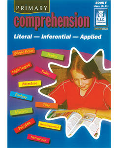 Primary Comprehension Book F (Ages 10 to 11)