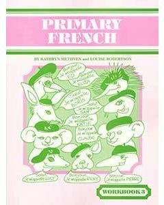 Primary French Workbook 3