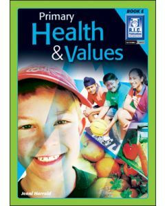 Primary Health and Values Book E (ages 9 to 10)