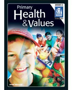 Primary Health and Values Book G (ages 11+)