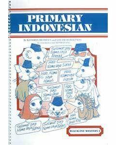 Primary Indonesian Blackline Master 2