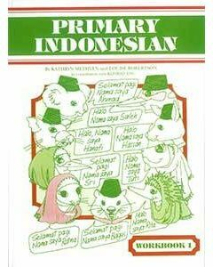 Primary Indonesian Workbook 1