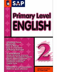 Primary Level English 2