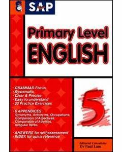 Primary Level English 5