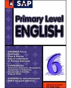 Primary Level English 6