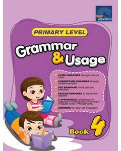 Primary Level Grammar & Usage Book 4