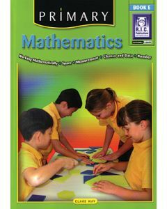 Primary Mathematics Book E Ages 9 to 10