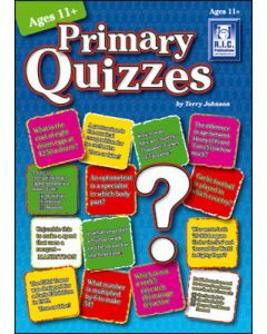 Primary Quizzes (Ages 11+)