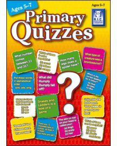 Primary Quizzes Ages 5 to 7