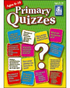 Primary Quizzes Ages 8 to 10