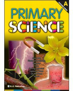 Primary Science Book A (Ages 5 to 6)