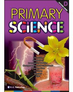 Primary Science Book D (Ages 8 to 9)