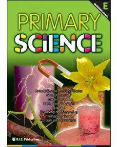 Primary Science Book E (Ages 9 to 10)
