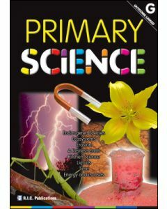 Primary Science Book G Teachers BLM (Ages 11+)