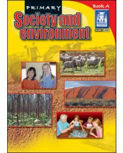 Primary Society and Environment Book A (Ages 5 to 6)