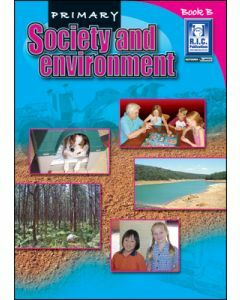 Primary Society and Environment Book B (Ages 6 to 7)