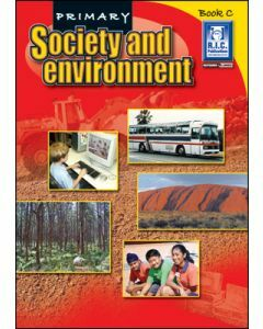 Primary Society and Environment Book C (Ages 7 to 8)