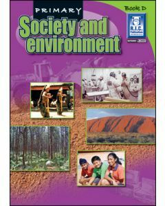 Primary Society and Environment Book D (Ages 8 to 9)