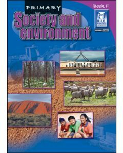 Primary Society and Environment Book F (Ages 10 to 11)
