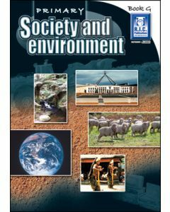 Primary Society and Environment Book G (Ages 11+)
