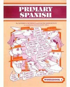 Primary Spanish Workbook 1
