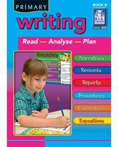 Primary Writing Book B (Ages 6 to 7)