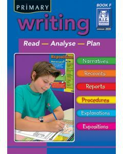 Primary Writing Book F Ages 10 to 11