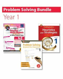 Singapore Problem-Solving Bundle 1