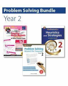 Singapore Problem-Solving Bundle 2