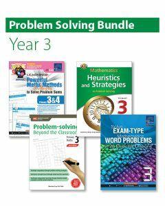 Singapore Problem-Solving Bundle 3