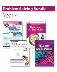 Singapore Problem-Solving Bundle 4