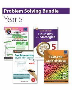 Singapore Problem-Solving Bundle 5