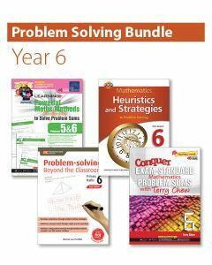 Singapore Problem-Solving Bundle 6