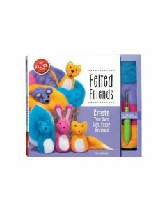 Felted Friends Ages 10+