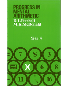 Progress in Mental Arithmetic Year 4