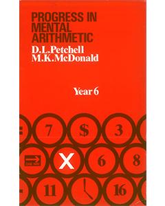 Progress in Mental Arithmetic Year 6