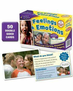 Feelings & Emotions Cards