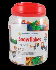 Snowflakes 170 pieces