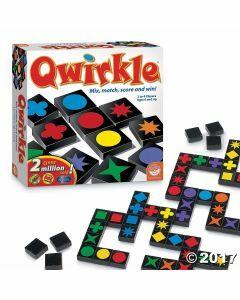 Qwirkle (Ages 6+)
