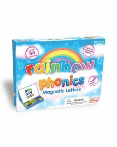 Rainbow Phonics - Magnetic Letters (Ages 4+)