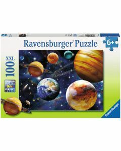 Space 100 Piece Puzzle (Ages 6+)