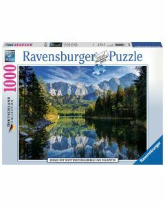 Most Majestic Mountains 1000 Piece Puzzle (Ages 12+)